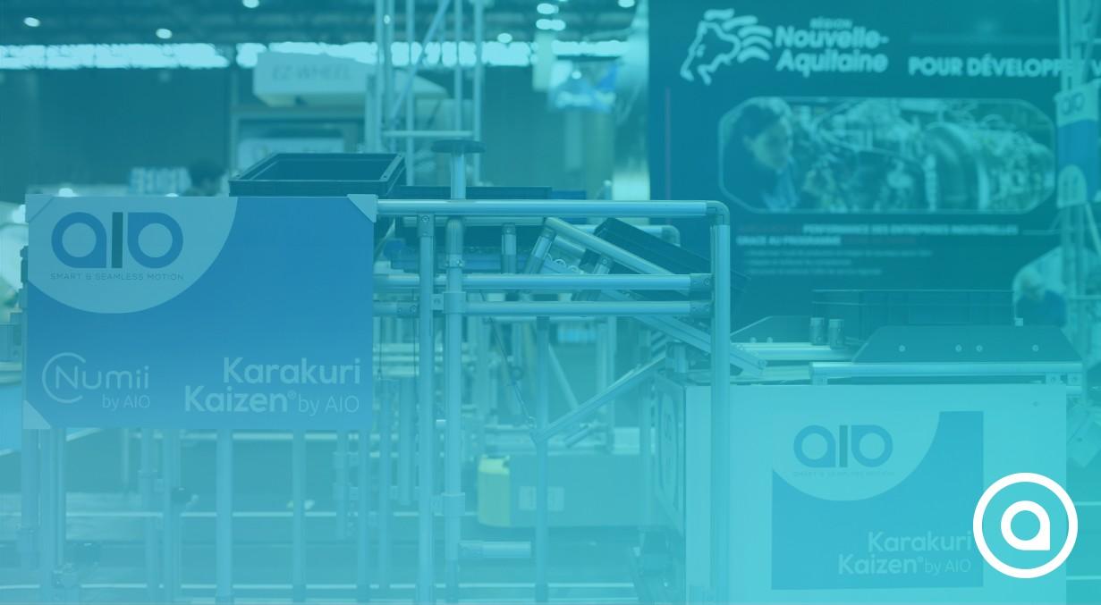 La Nouvelle Aquitaine soutient AIO Sustainable Ingenuity et son Karakuri Kaizen au travers de l'accélérateur PME