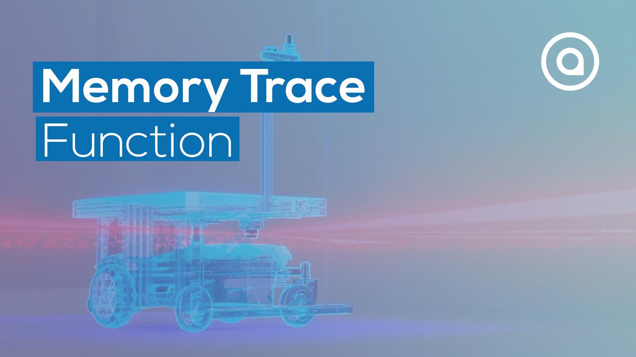 AGV Memory Trace